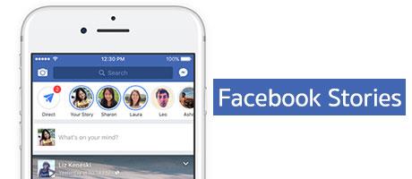 Facebook Stories คืออะไร