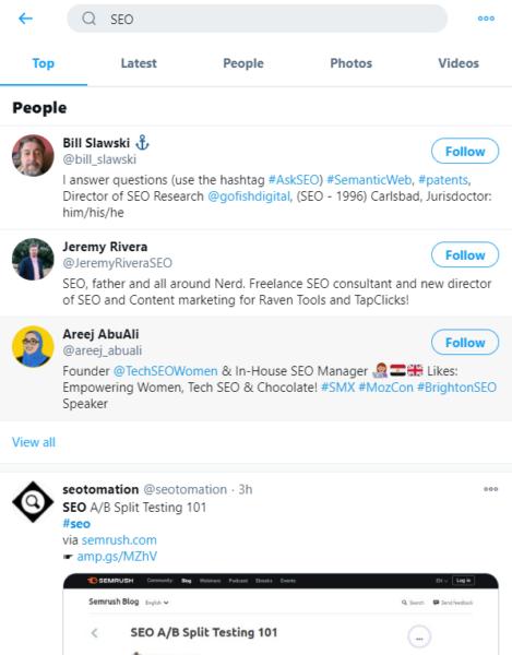 สร้างการตลาดบน Twitter ได้อย่างไร