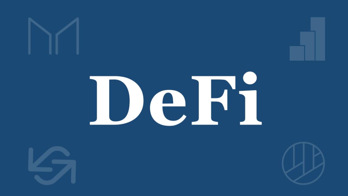 DeFi  คืออะไร