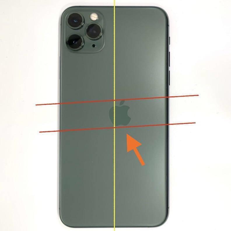 iPhone 11 Pro โลโก้แบรนด์ผิดตำแหน่ง ราคาเฉียดแสน