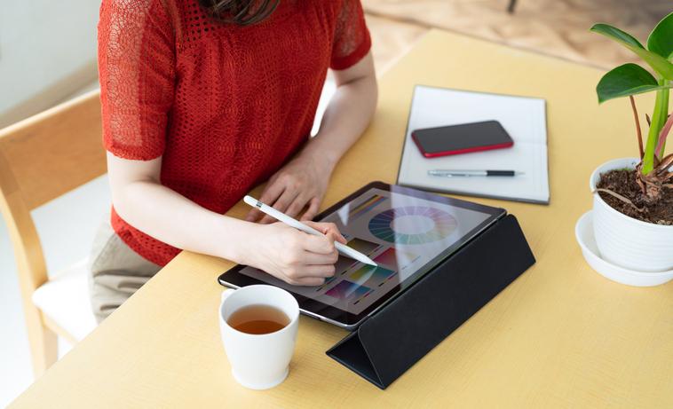 iPad รุ่นไหนตัดต่อภาพดี