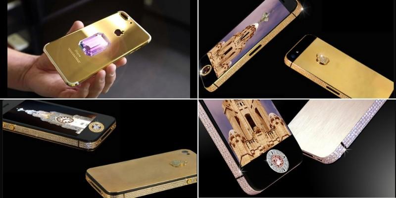 5 โทรศัพท์ที่แพงที่สุดในโลก